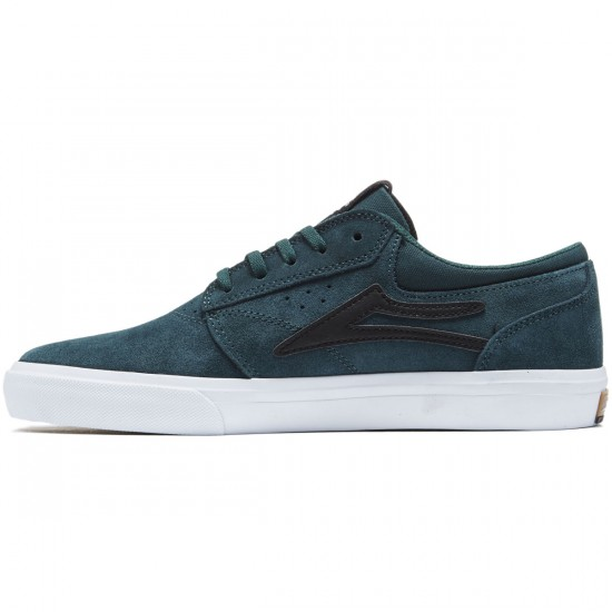 Lakai Griffin Shoes - Pine Suede/Black - 8.0