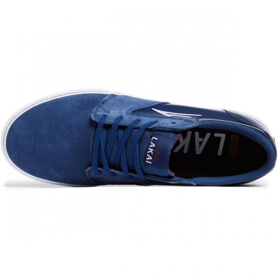 Lakai Fura Shoes - Navy - 8.0