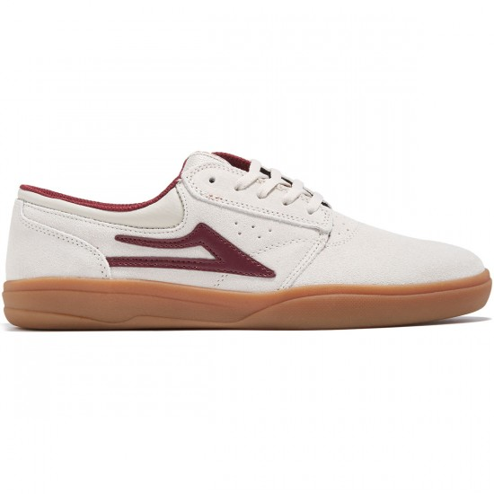 Lakai Griffin XLK Shoes - Stone Suede - 9.0