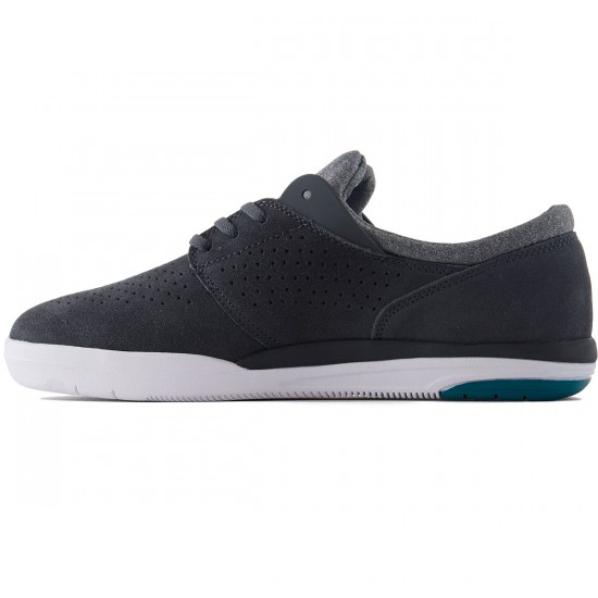 Lakai Freemont Shoes - Charcoal Suede - 8.0