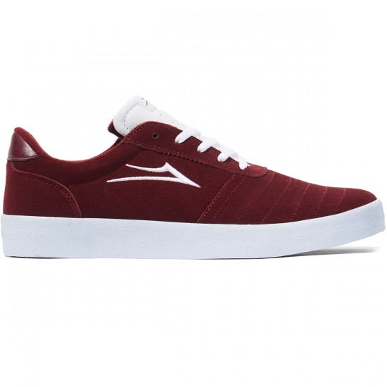 Lakai Salford Shoes - Port Suede - 8.0