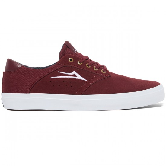 Lakai Porter Shoes - Port Suede - 8.0