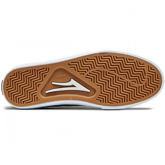 Lakai Flaco Shoes - Forrest Suede - 8.0