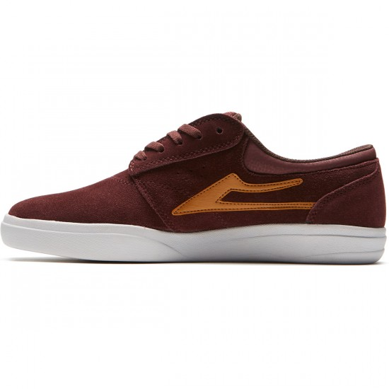 Lakai Griffin XLK Shoes - Brick Suede - 8.0