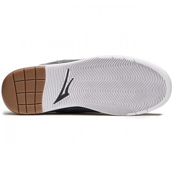 Lakai Freemont Shoes - Grey Suede - 8.0