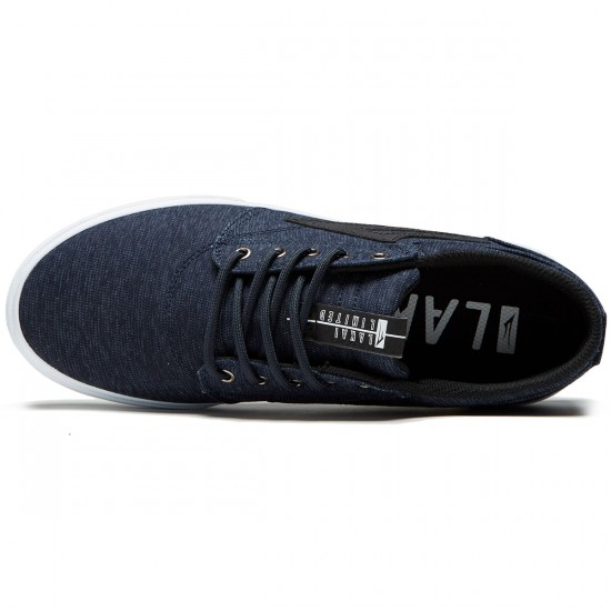Lakai Griffin Shoes - Midnight Textile - 8.0