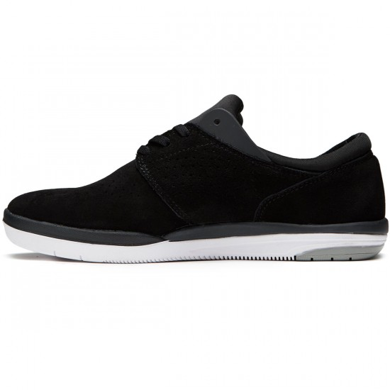 Lakai Freemont Shoes - Black Suede - 8.0
