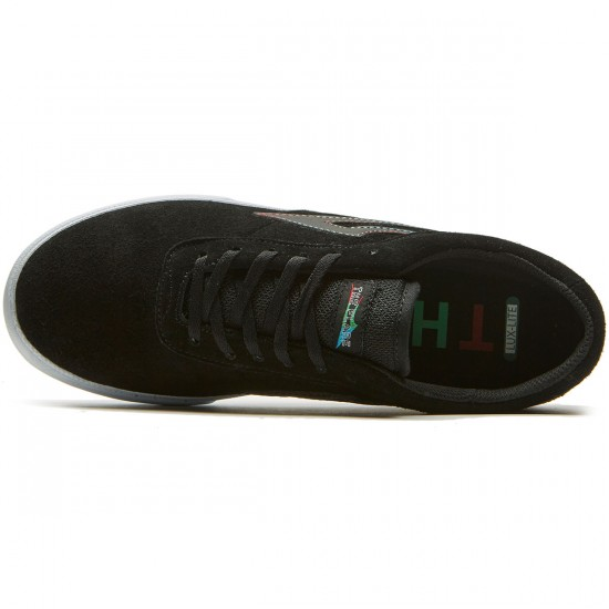 Lakai The Flare Sheffield Shoes - Black Suede - 9.0