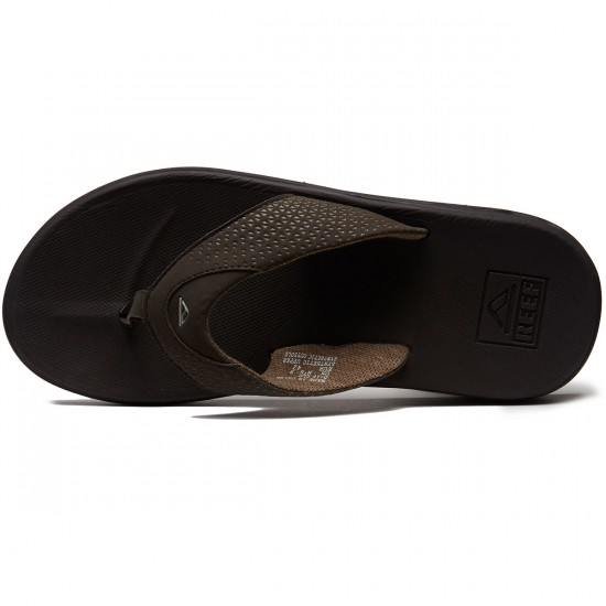 Reef Rover Sandals - Brown - 8.0