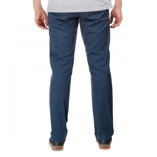 RVCA The Week-End Stretch Pants - Midnight - 30 - 32