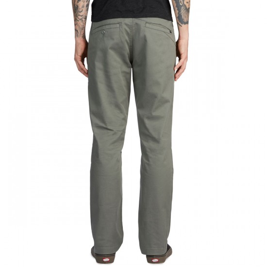 Volcom Frickin Regular Pants - Lead - 28 - 32