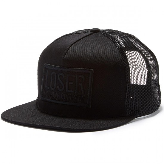 Loser Machine Heritage Hat - Black