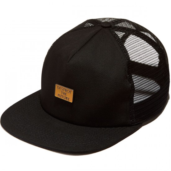 Loser Machine Widow Hat - Black