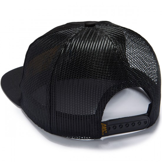 Loser Machine Interlock Hat - Black
