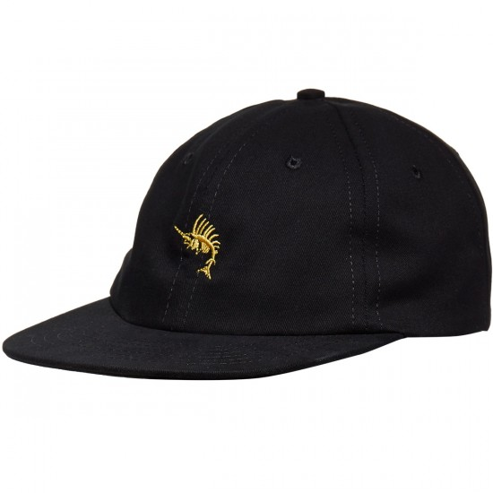 Dark Seas Ralph Hat - Black