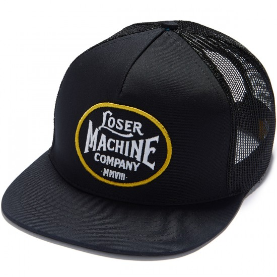 Loser Machine Richmond Hat - Black