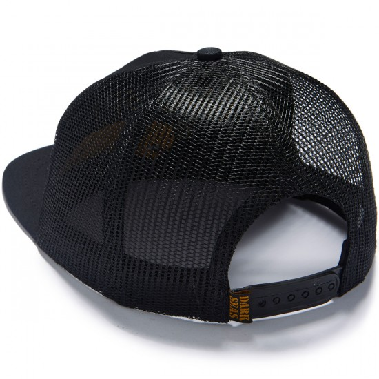 Dark Seas Stowage Hat - Black