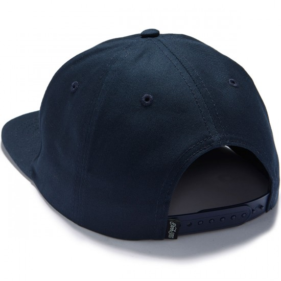 Dark Seas Chaser Hat - Dark Navy