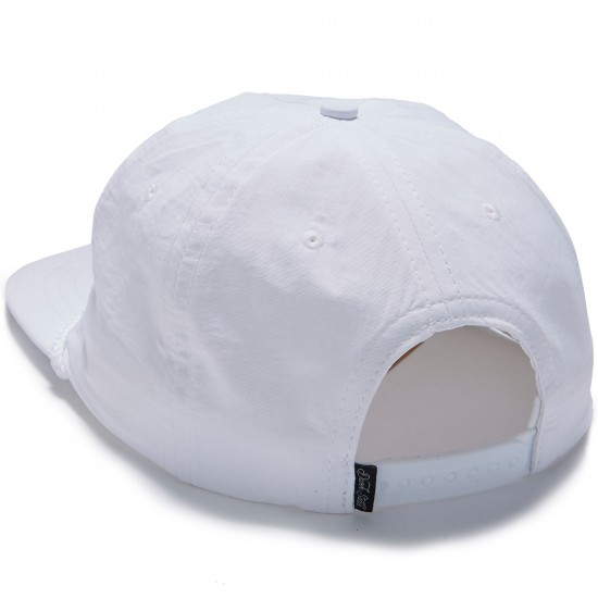 Dark Seas Safe Harbor Hat - White