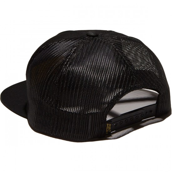 Loser Machine Box Trucker Hat - Black