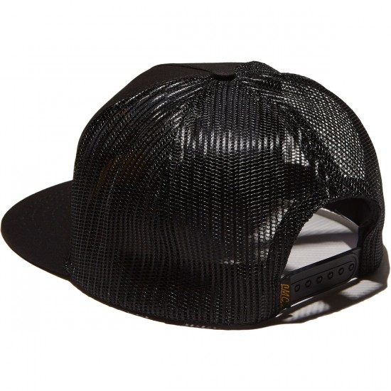 Loser Machine Elswick Trucker Hat - Black