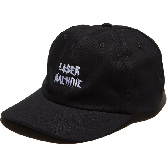 Loser Machine Saturn Hat - Black