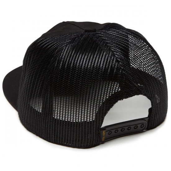 Dark Seas Carrier Hat - Black
