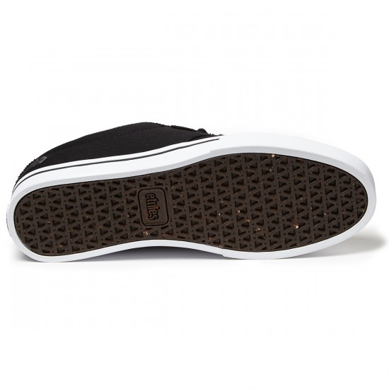 Etnies Jameson 2 ECO Shoes - Black/White/Gum - 8.0