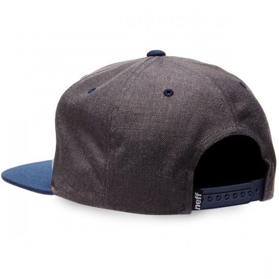 Neff Daily Hat - Grey/Navy