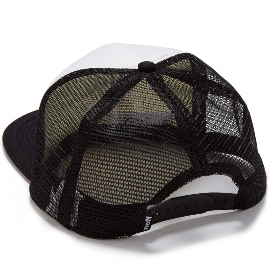 Neff Jackson Trucker Hat - Black