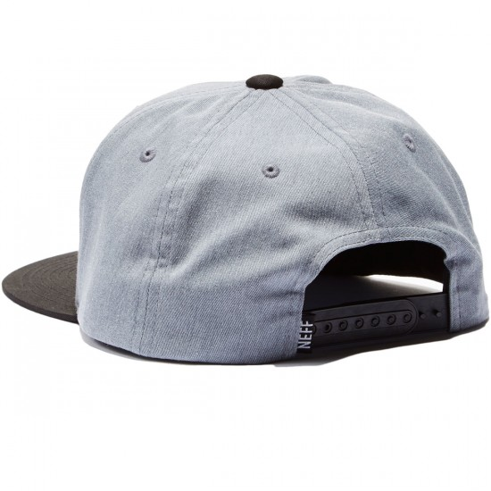 Neff X Hat - Grey/Black
