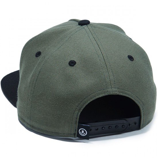 Neff Station 2 Hat - Green/Black
