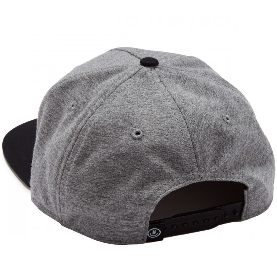 Neff X2 Hat - Grey/Black