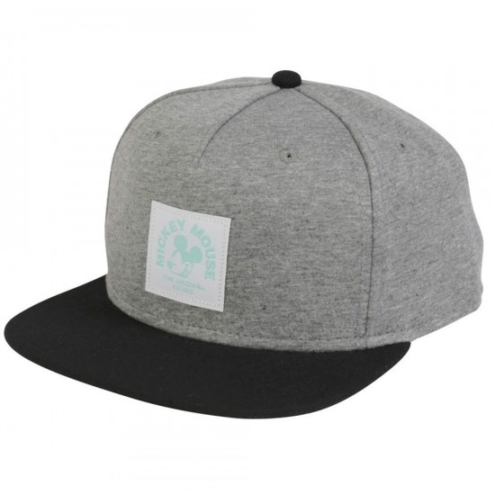 Neff Mickey Stress-Less Hat - Athletic Heather