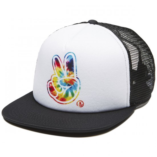 Neff Concord Trucker Hat - White
