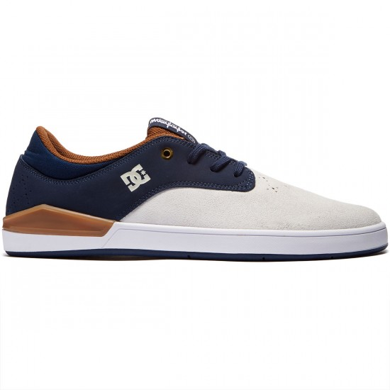 DC Mikey Taylor 2  Shoes - Navy/White - 8.0