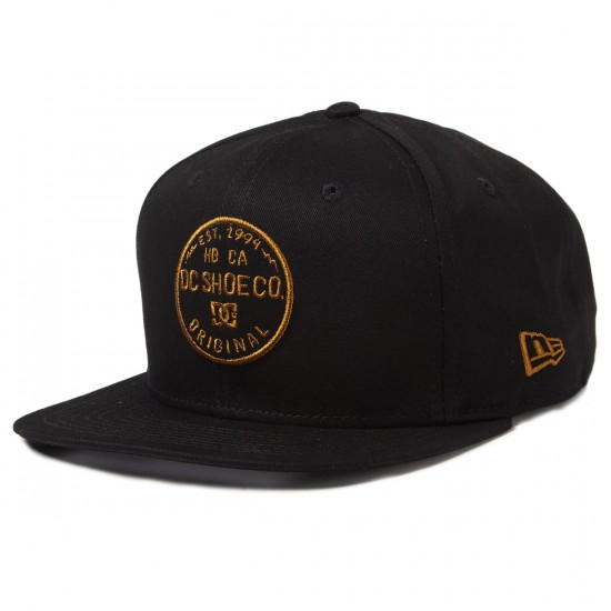 DC Crowmate Hat - Black