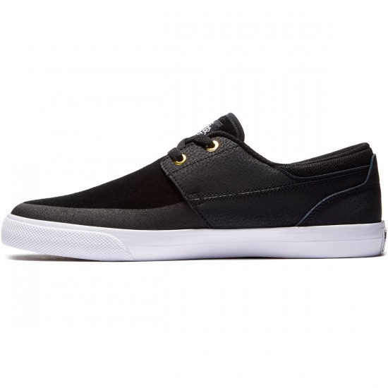 DC Wes Kremer 2 Shoes - Black/Gold - 8.0