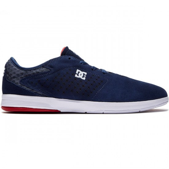 DC New Jack Shoes - Navy - 8.0