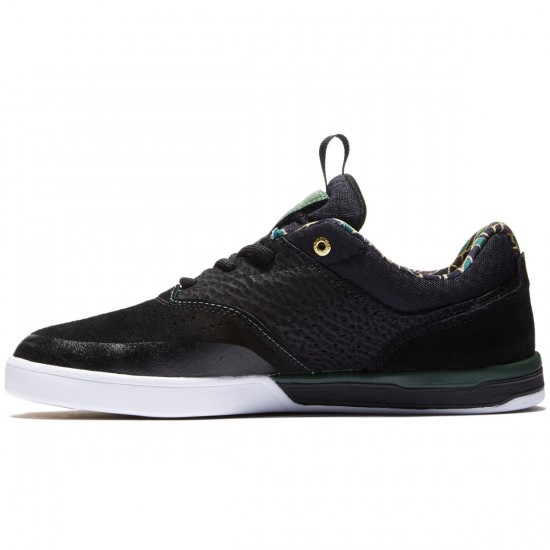 DC Cole Lite 3 Shoes - Black/Camo Print - 8.0