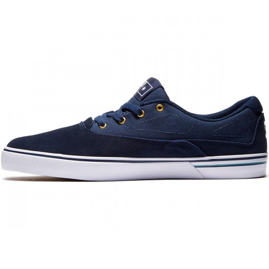 DC Sultan Shoes - Navy - 8.0