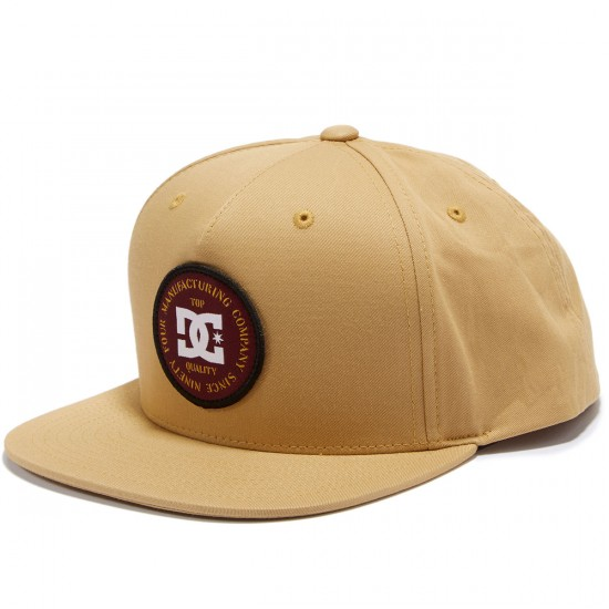 DC Chargy Hat - Dull Gold