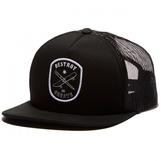DC Tearbait Hat - Black