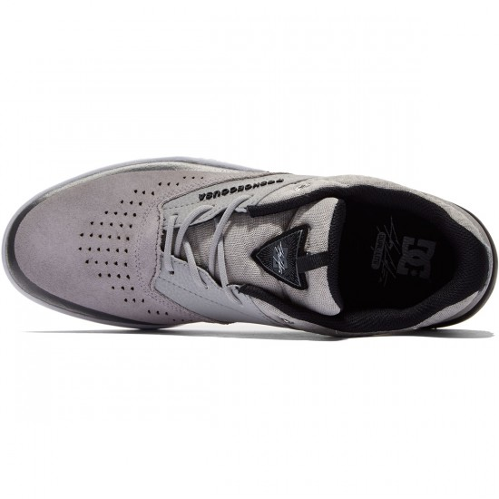 DC Cole Lite 3 Shoes - Grey/Black - 8.0