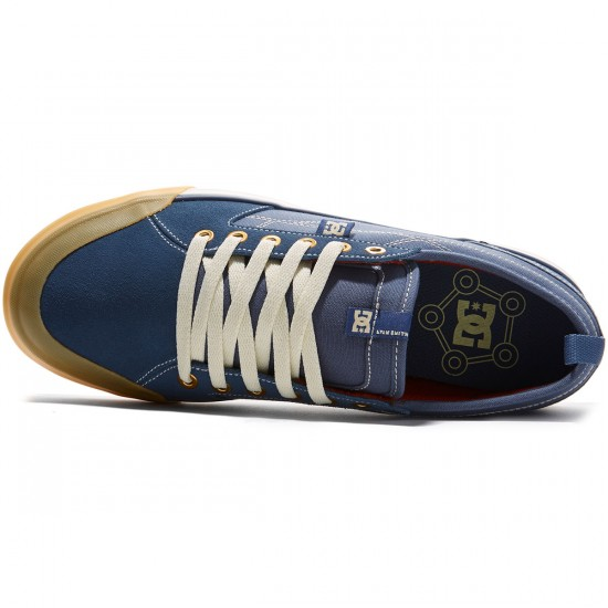 DC Evan Smith S Shoes - Vintage Indigo - 8.0