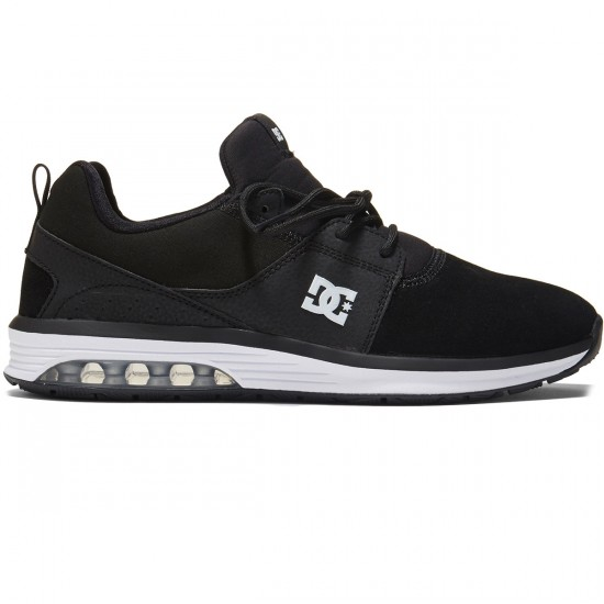 DC Heathrow IA Shoes - Black - 8.0