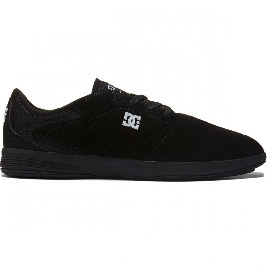 DC New Jack S Shoes - Black/Gold - 8.0