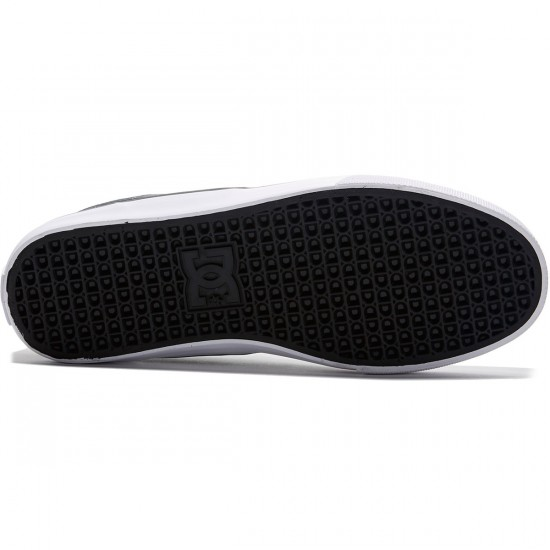 DC Wes Kremer 2 Shoes - Charcoal Grey - 8.0