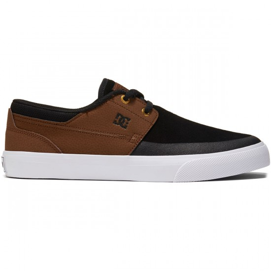 DC Wes Kremer 2 Shoes - Brown/Black - 8.0