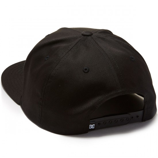DC Rebuilter Hat - Black